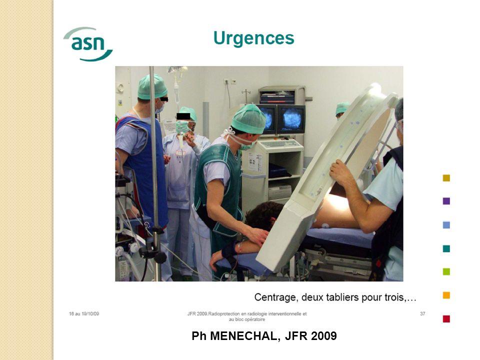 Ph MENECHAL, JFR 2009
