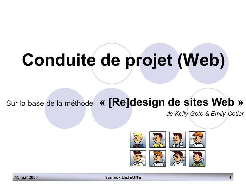 Conduite de projet (Web)