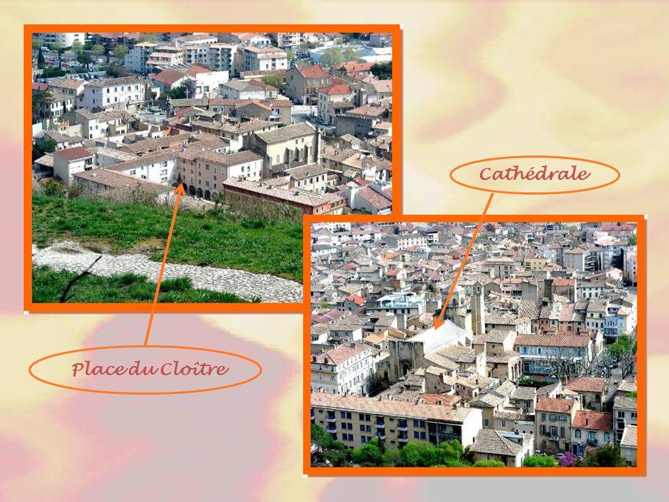Cathédrale Place du Cloître
