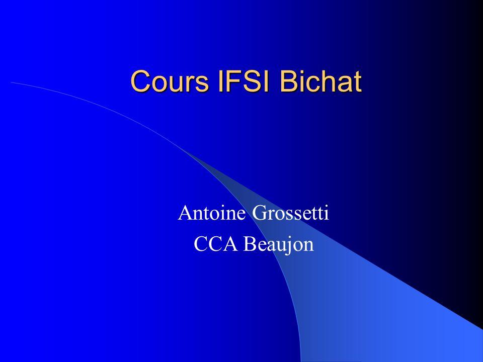 Antoine Grossetti CCA Beaujon
