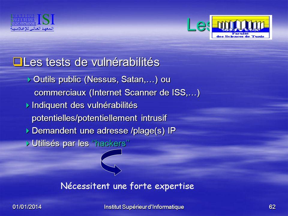 Institut Supérieur d Informatique