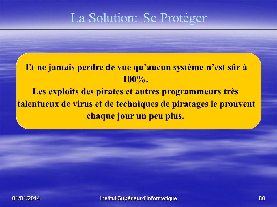 La Solution: Se Protéger