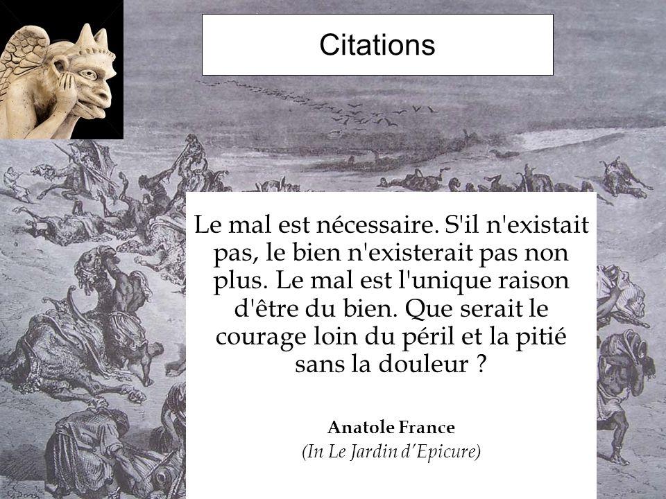 (In Le Jardin d'Epicure)