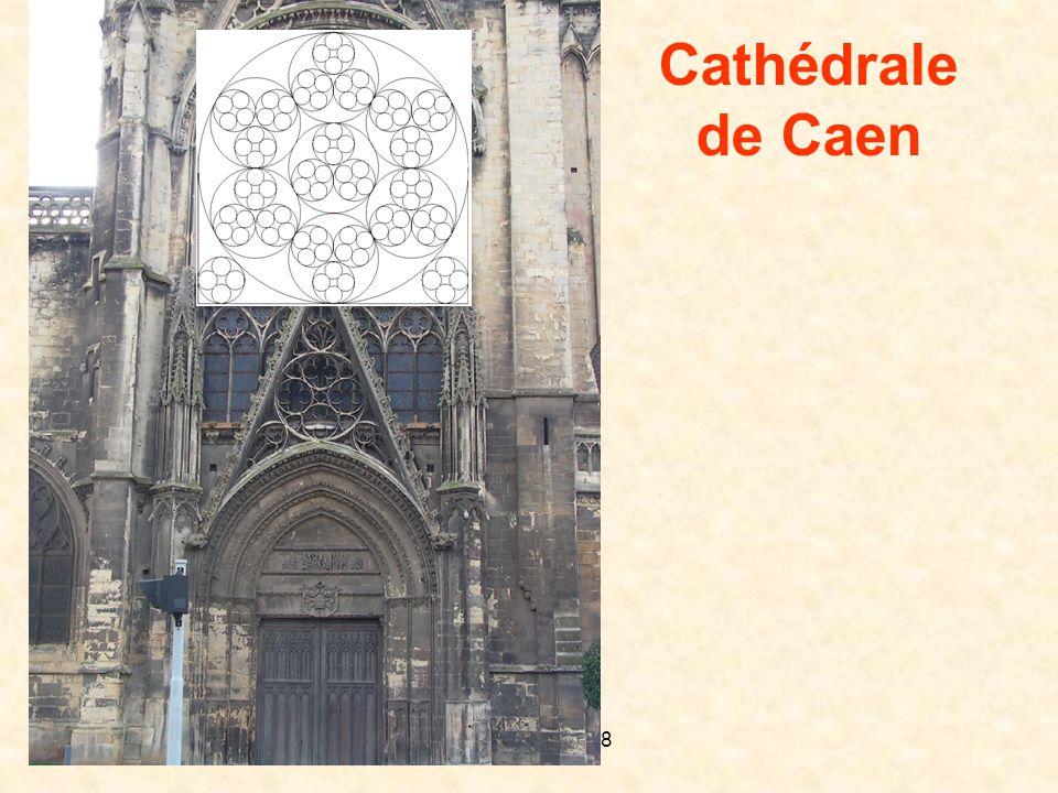 Cathédrale de Caen D. Gaud LPI 2008