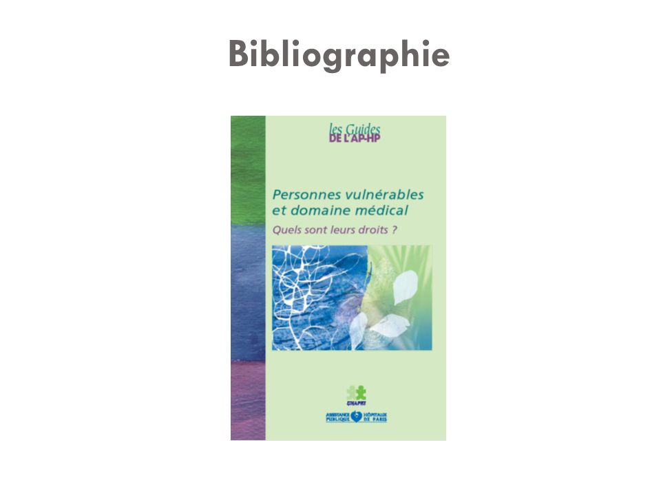Bibliographie 141