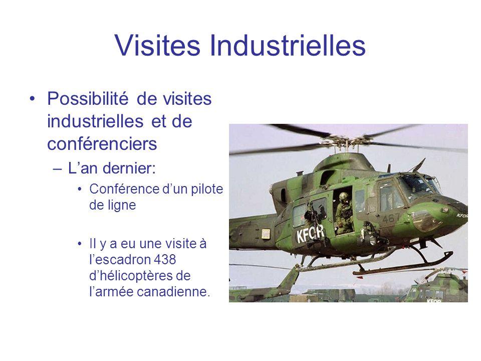 Visites Industrielles