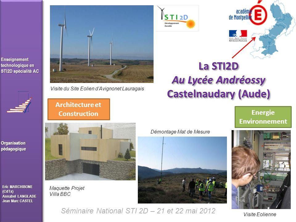 Architecture et Construction Energie Environnement