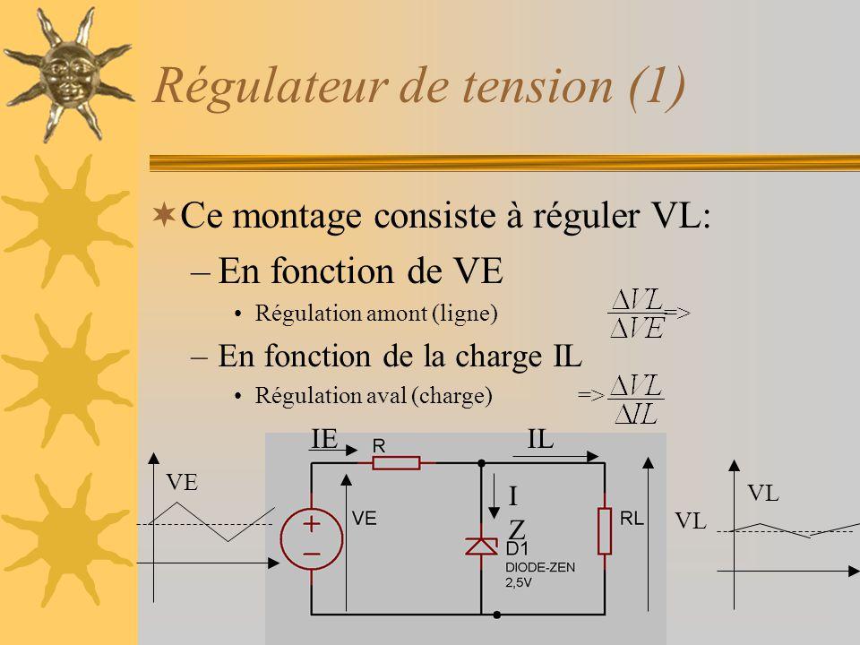 Régulateur de tension (1)