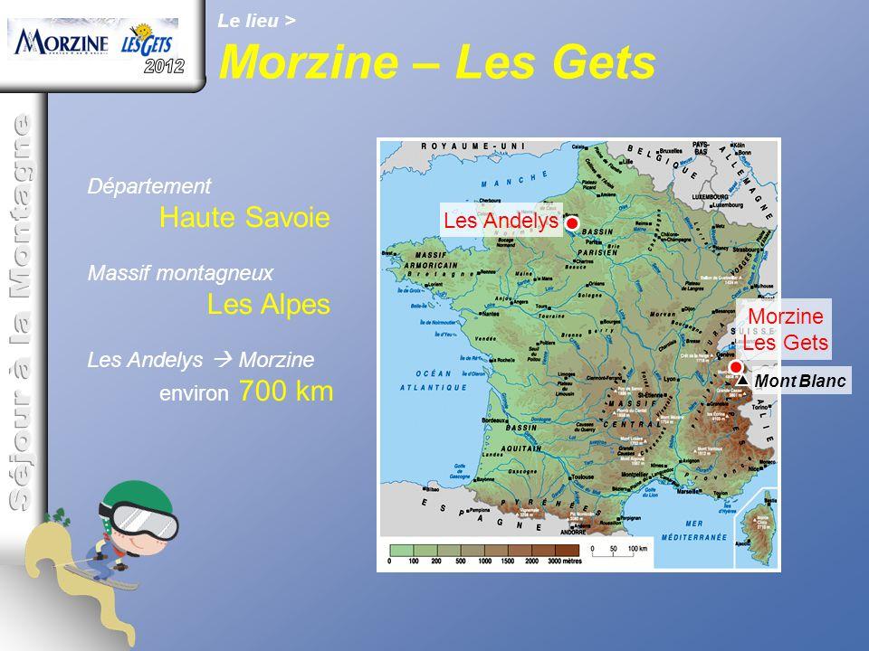 Morzine – Les Gets 2012 Séjour à la Montagne Haute Savoie Les Alpes