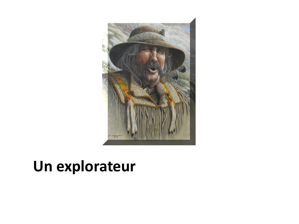 Un explorateur