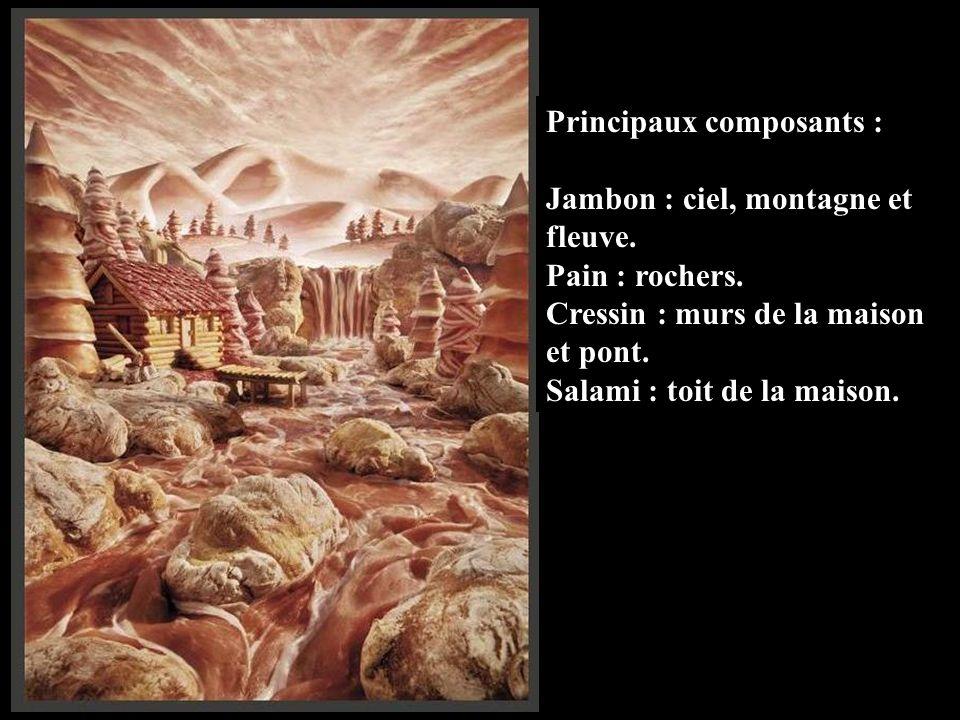 Principaux composants :