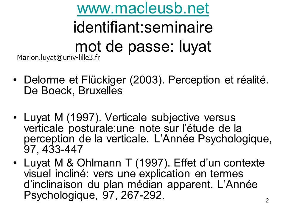 www.macleusb.net identifiant:seminaire mot de passe: luyat