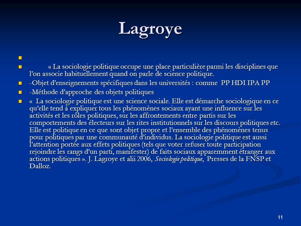 Lagroye