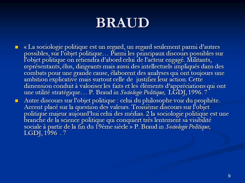BRAUD