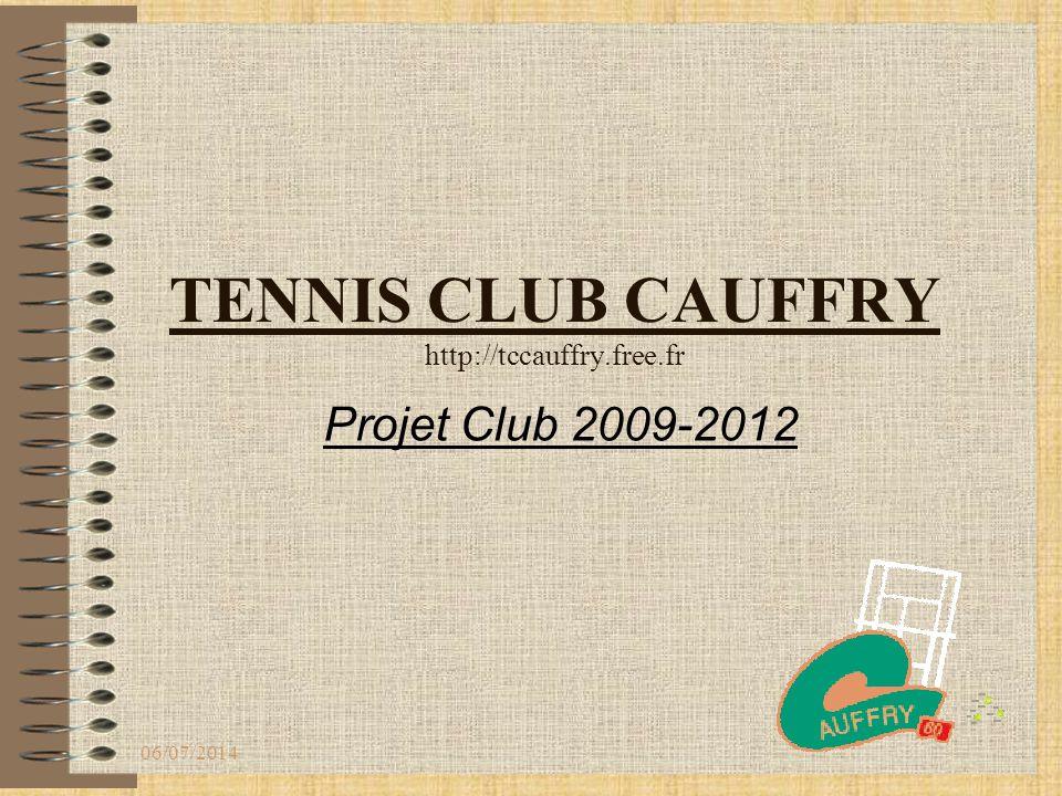 TENNIS CLUB CAUFFRY http://tccauffry.free.fr