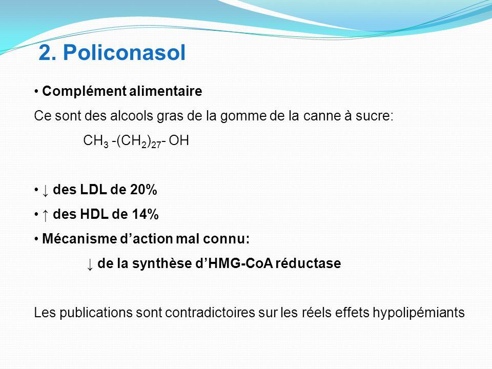 2. Policonasol Complément alimentaire