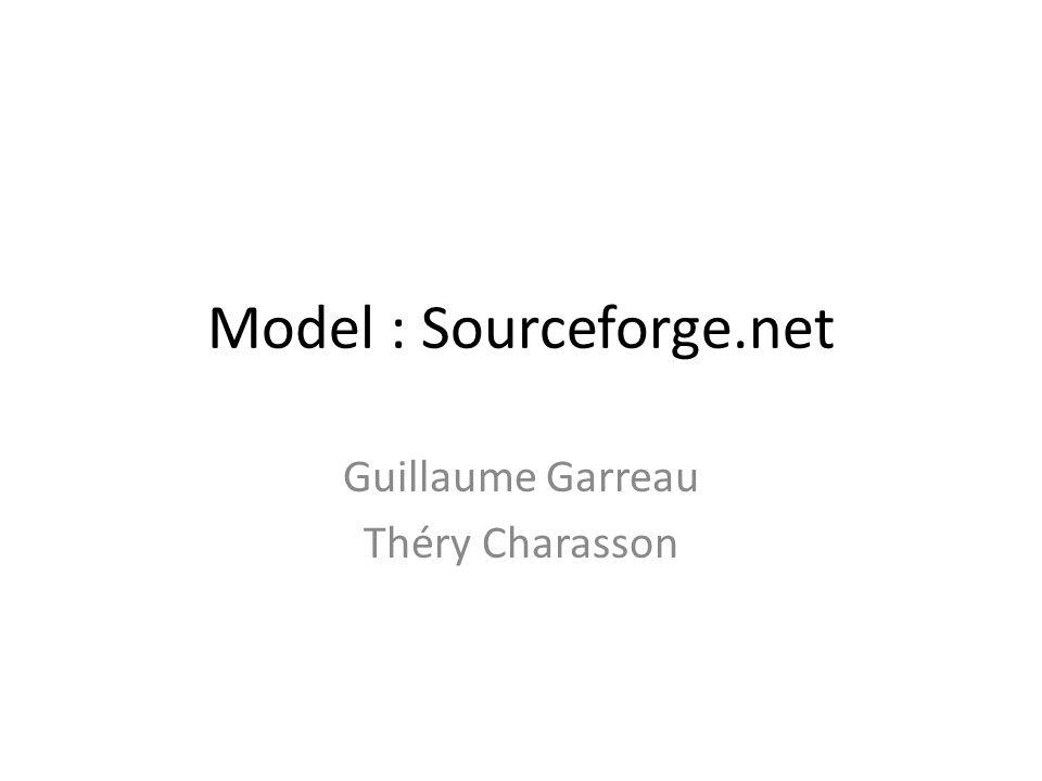 Model : Sourceforge.net