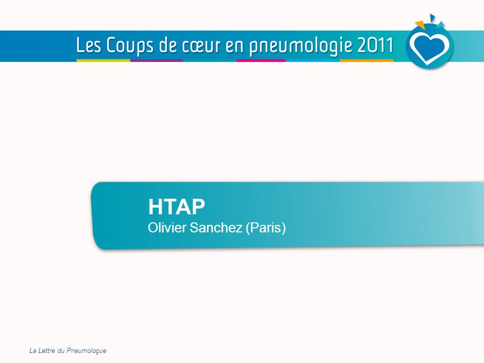 HTAP Olivier Sanchez (Paris)