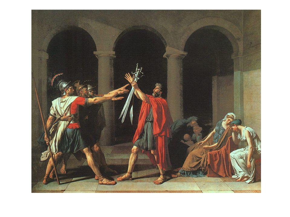 « Le Serment des Horaces »