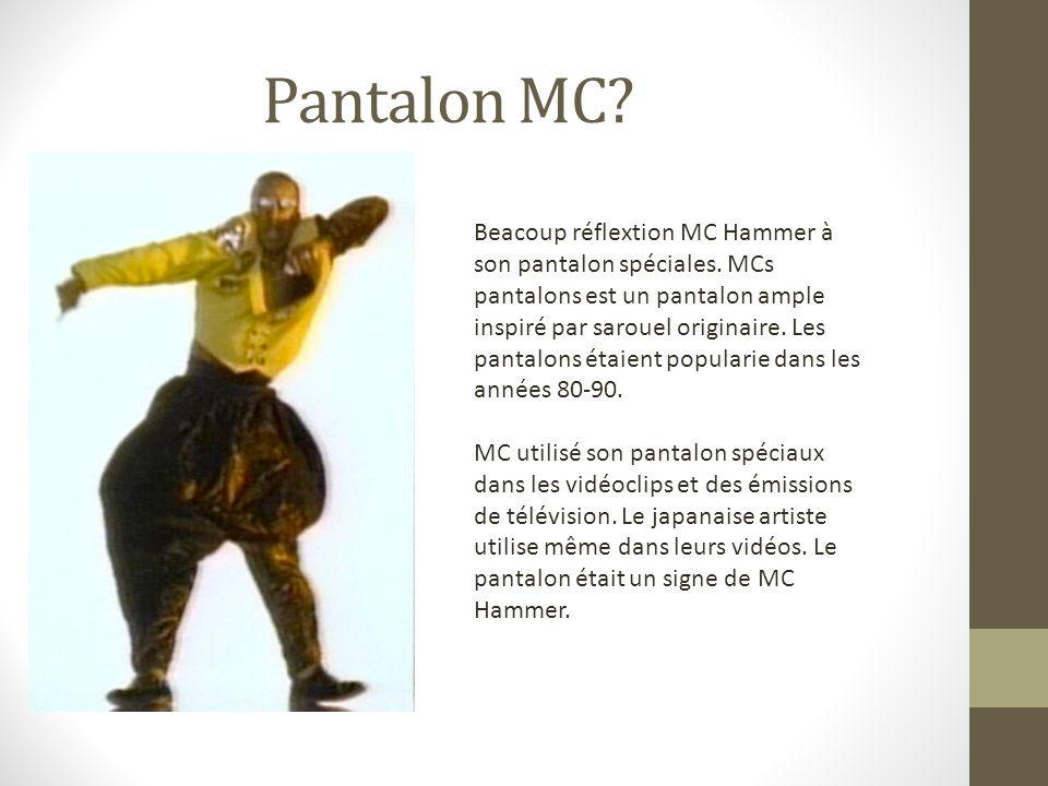 Pantalon MC