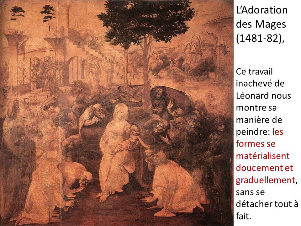 L'Adoration des Mages (1481-82),