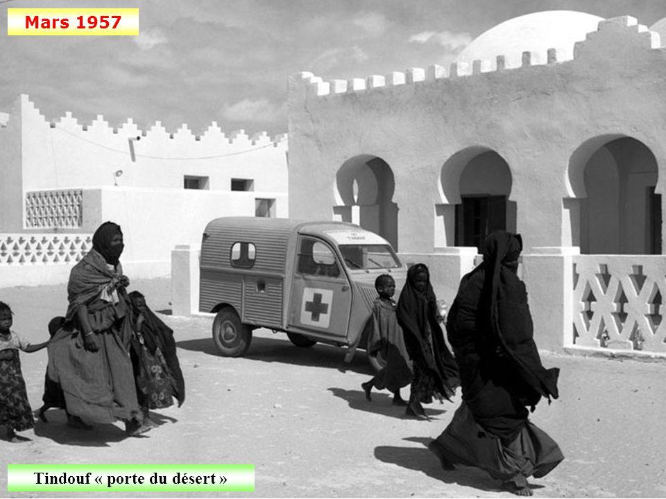 Tindouf « porte du désert »