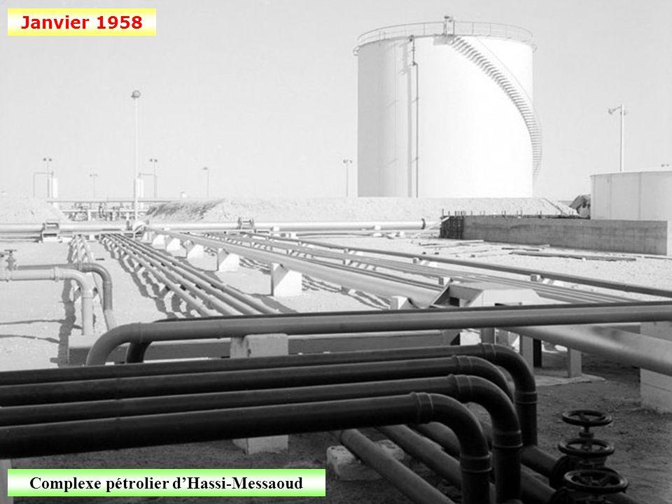 Complexe pétrolier d'Hassi-Messaoud