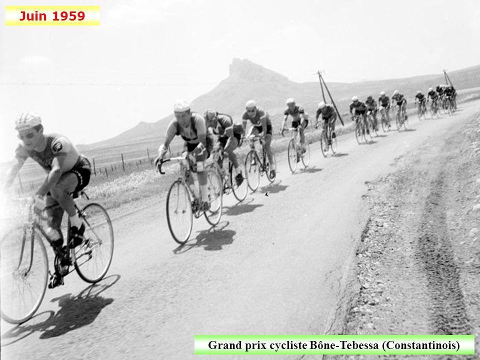 Grand prix cycliste Bône-Tebessa (Constantinois)