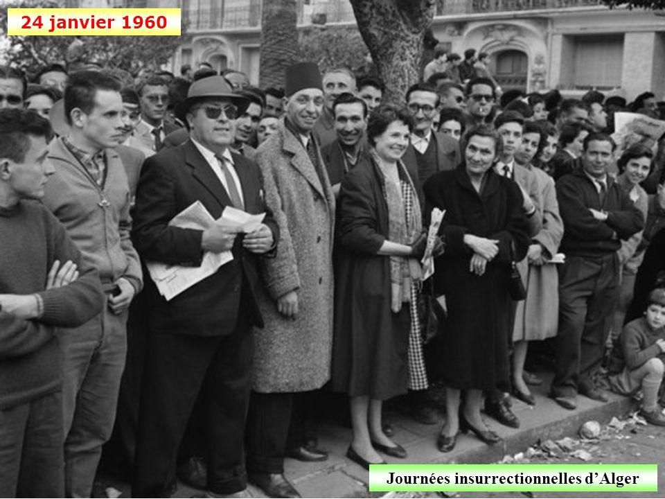 Journées insurrectionnelles d'Alger