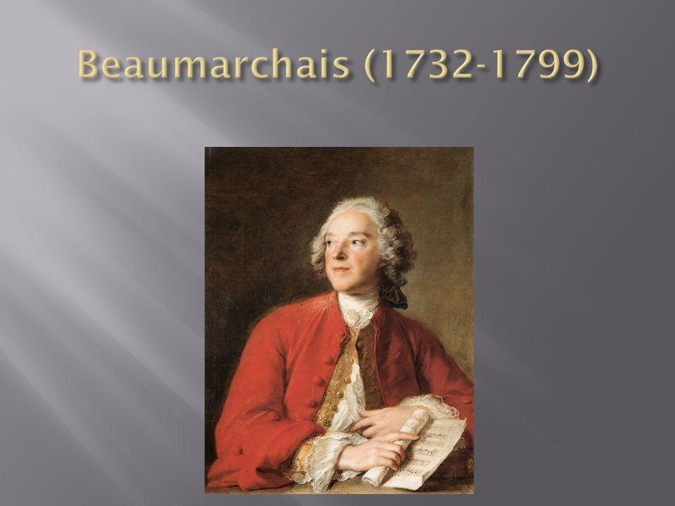 Beaumarchais (1732-1799)