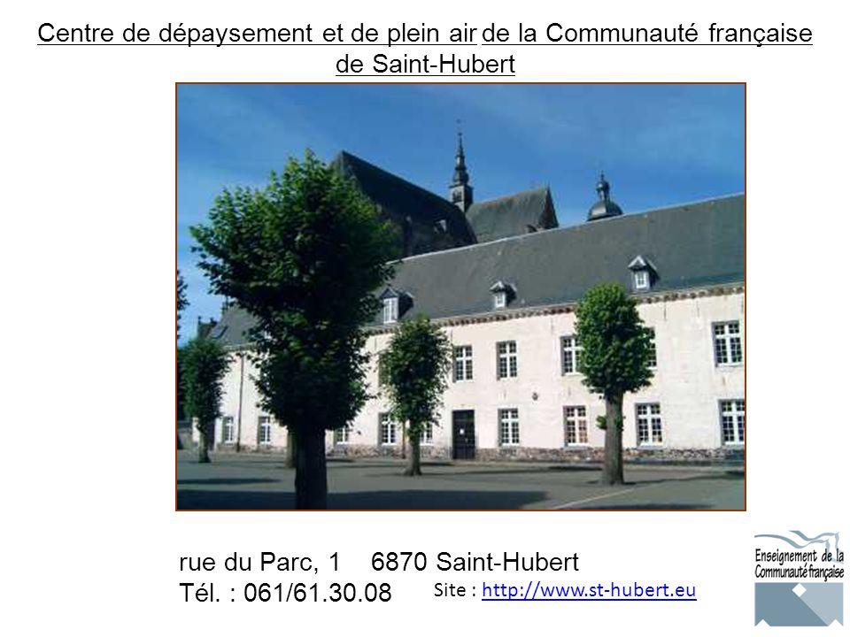 Centre de dépaysement et de plein air de la Communauté française