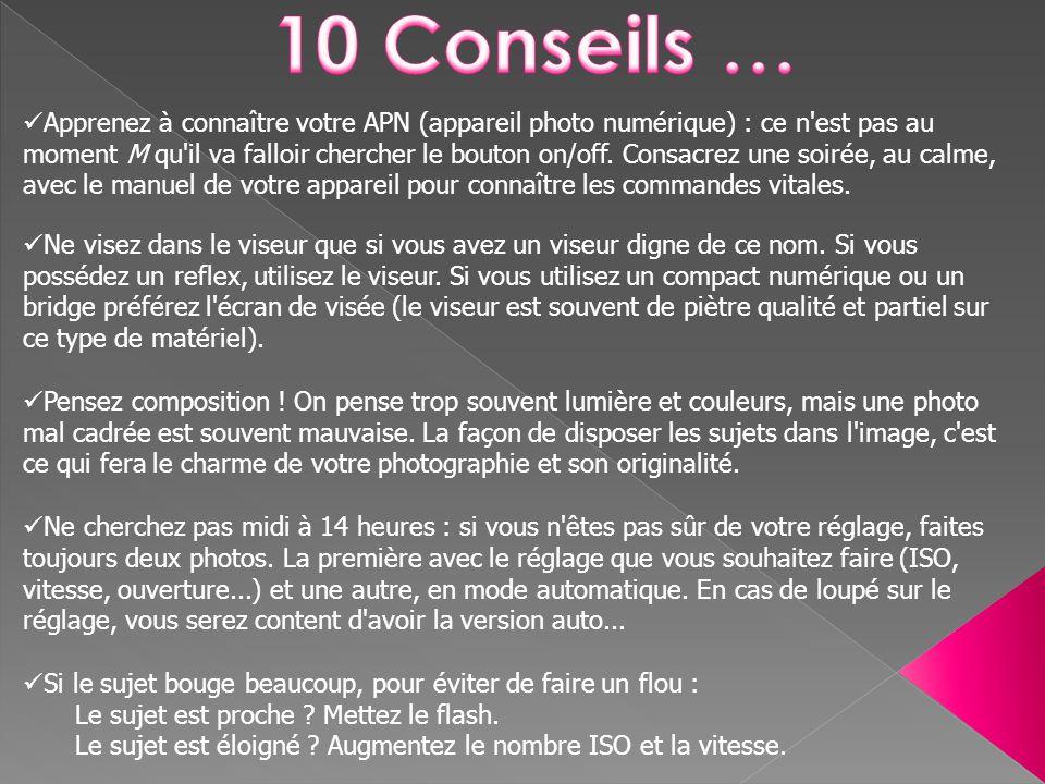 10 Conseils …