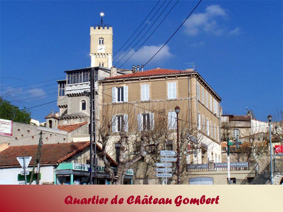 Quartier de Château Gombert