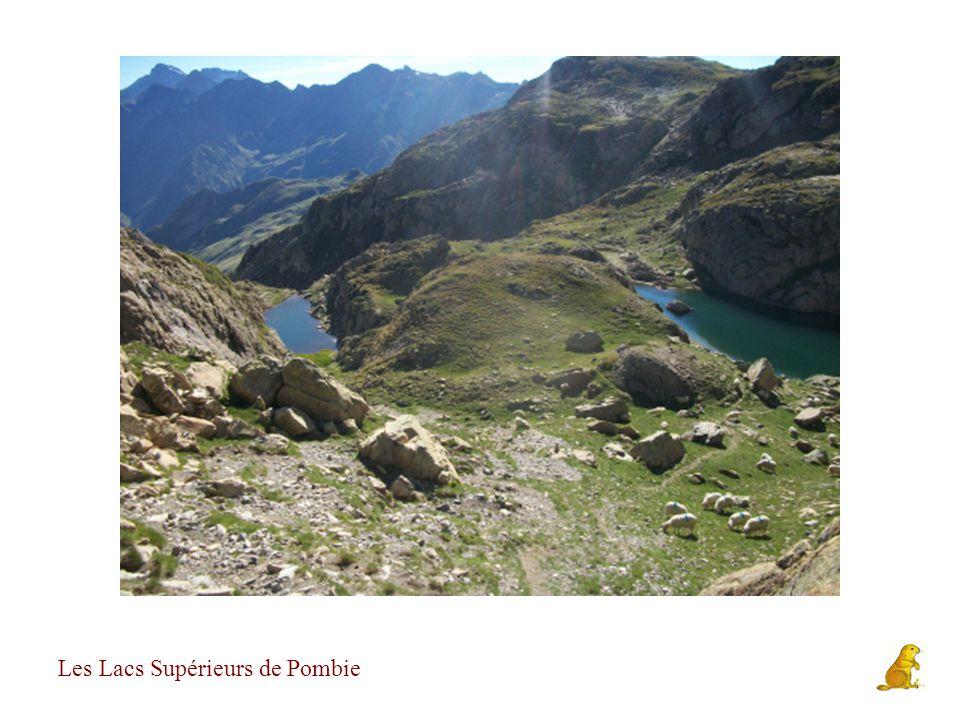 Les Lacs Supérieurs de Pombie