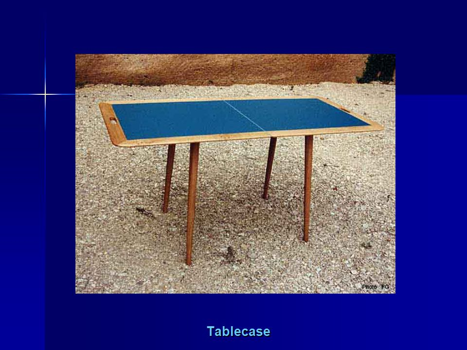Tablecase