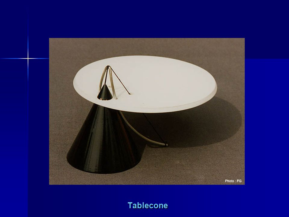 Tablecone