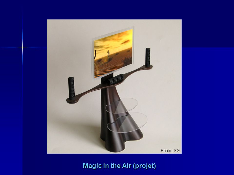 Magic in the Air (projet)