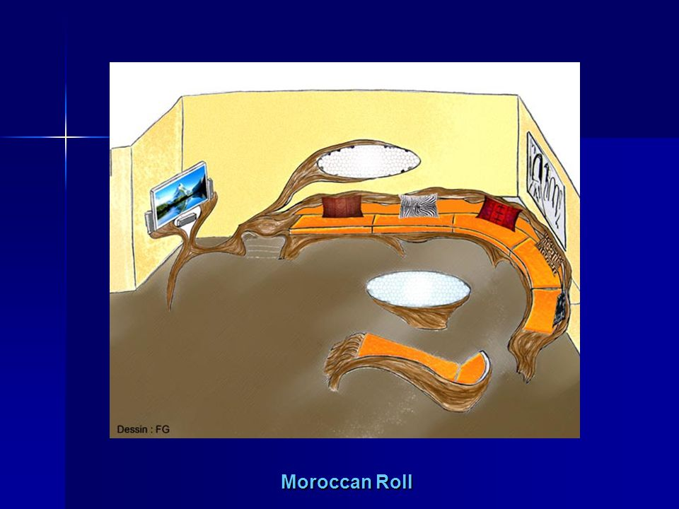 Moroccan Roll