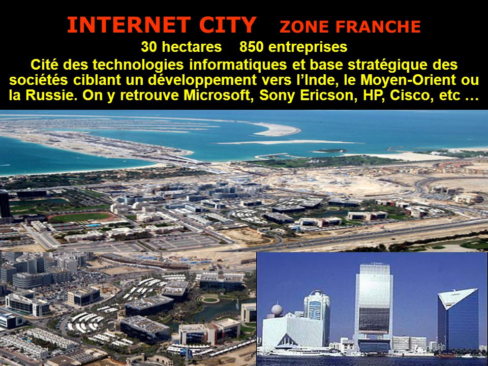 INTERNET CITY ZONE FRANCHE