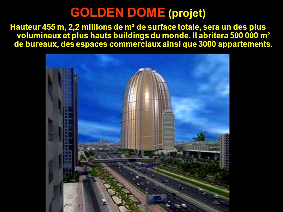 GOLDEN DOME (projet)