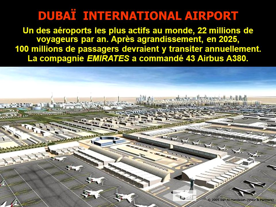 DUBAÏ INTERNATIONAL AIRPORT
