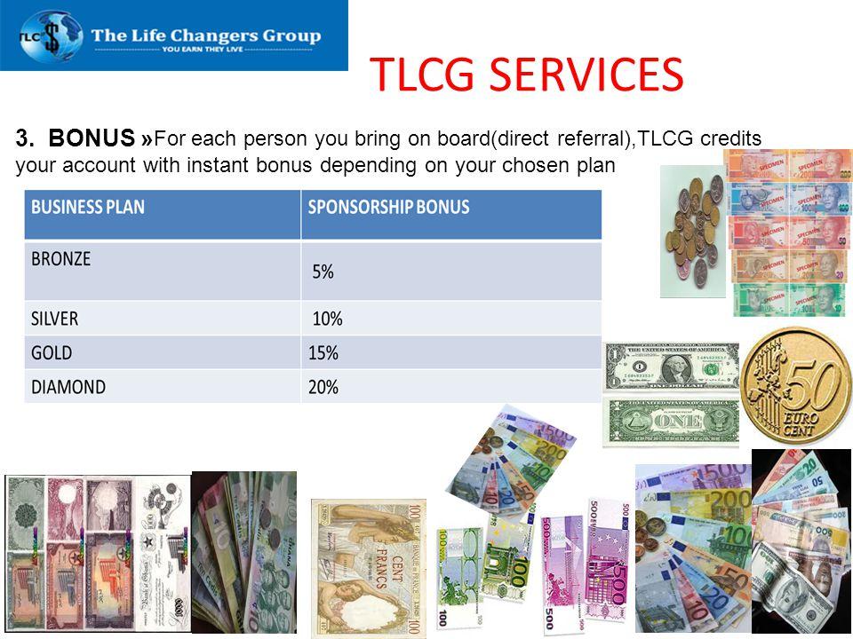TLCG SERVICES