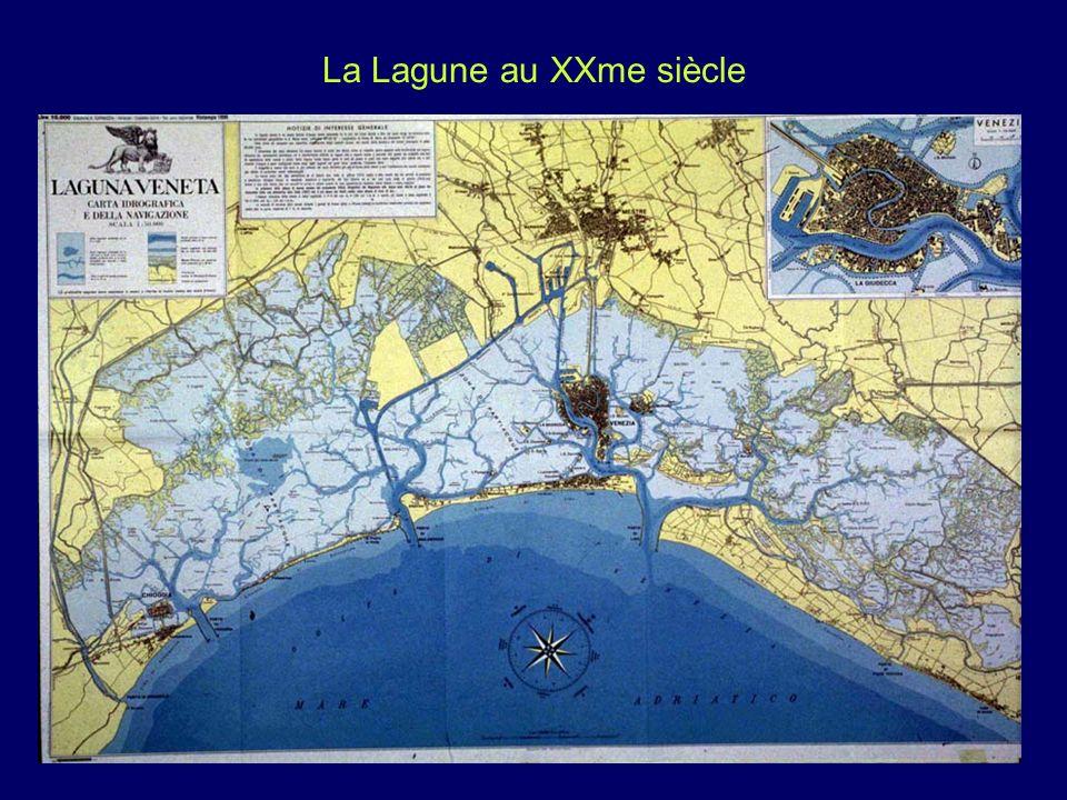 La Lagune au XXme siècle