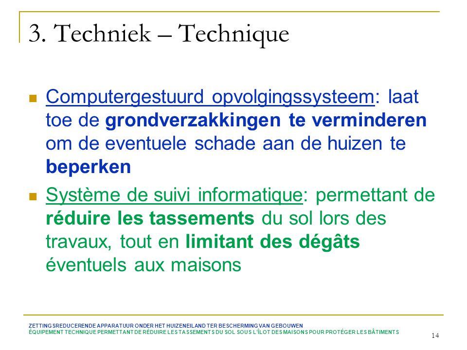 3. Techniek – Technique