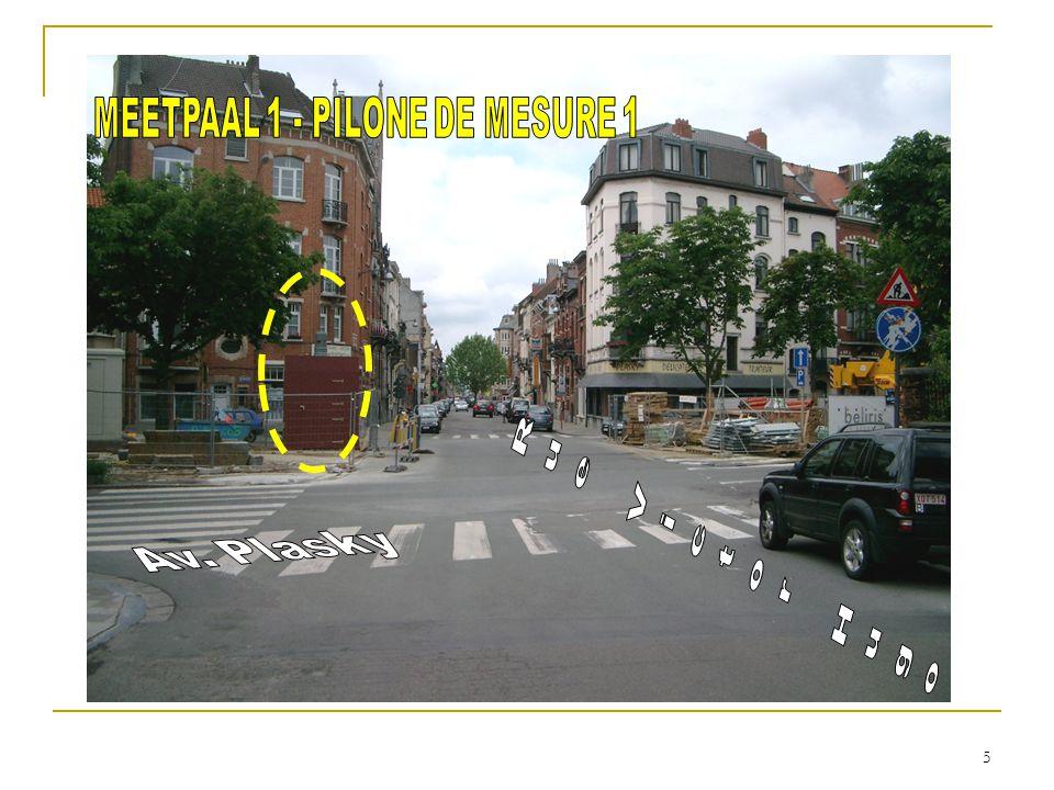 MEETPAAL 1 - PILONE DE MESURE 1