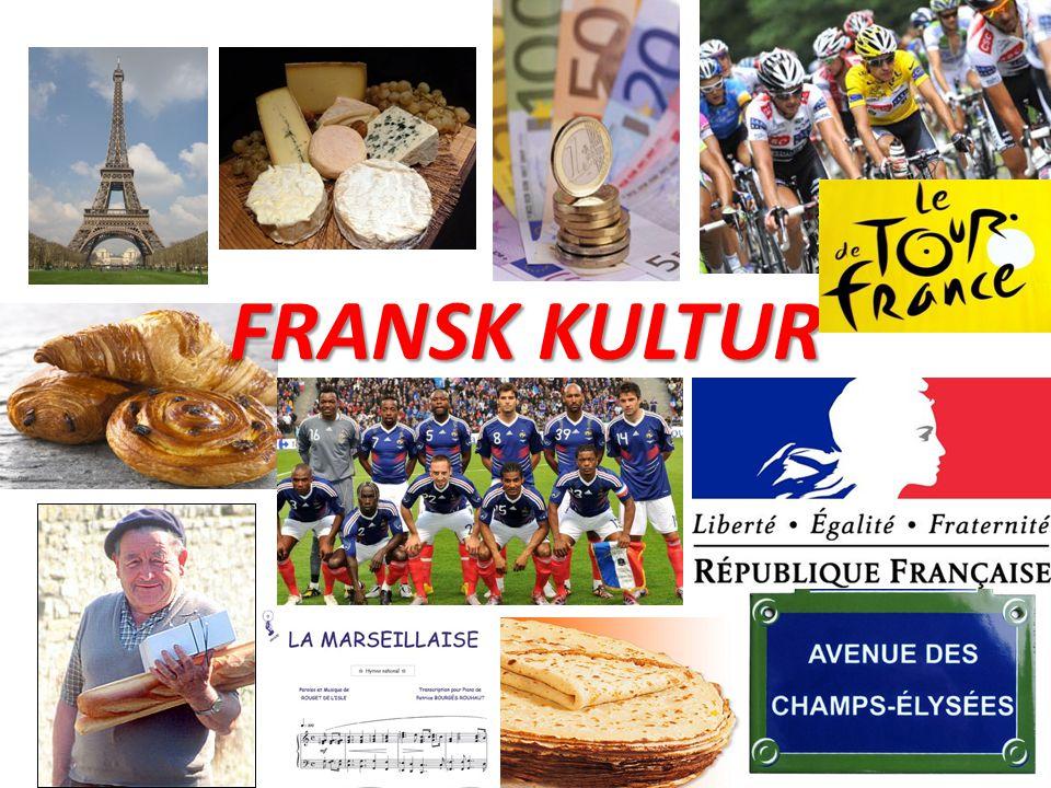 FRANSK KULTUR