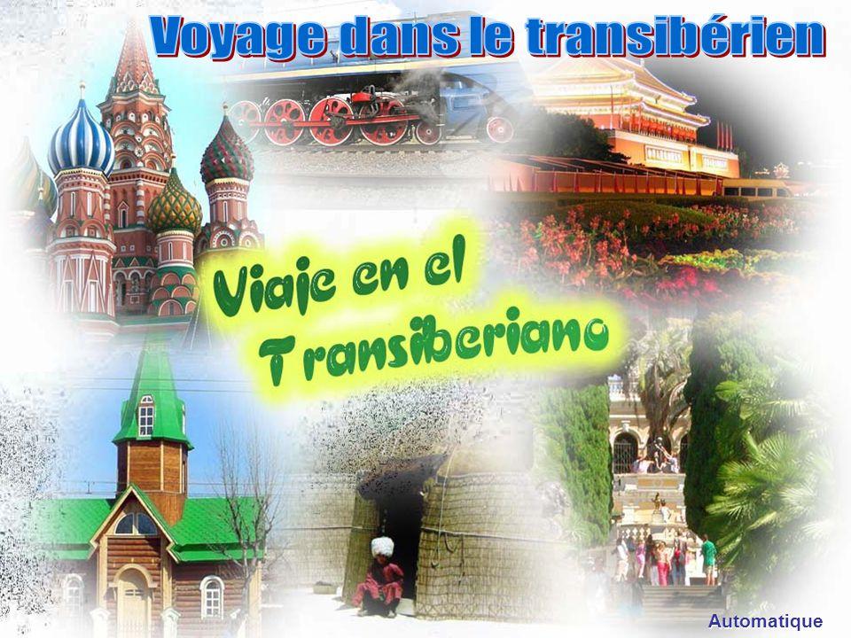 Voyage dans le transibérien