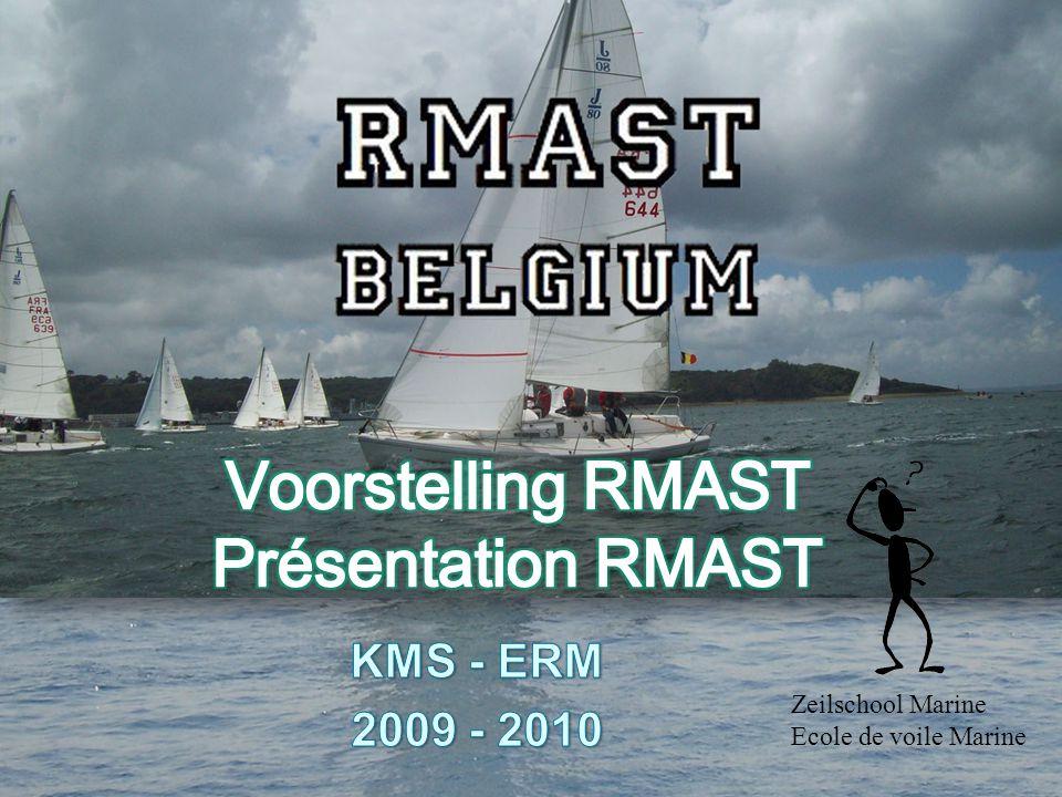 Voorstelling RMAST Présentation RMAST