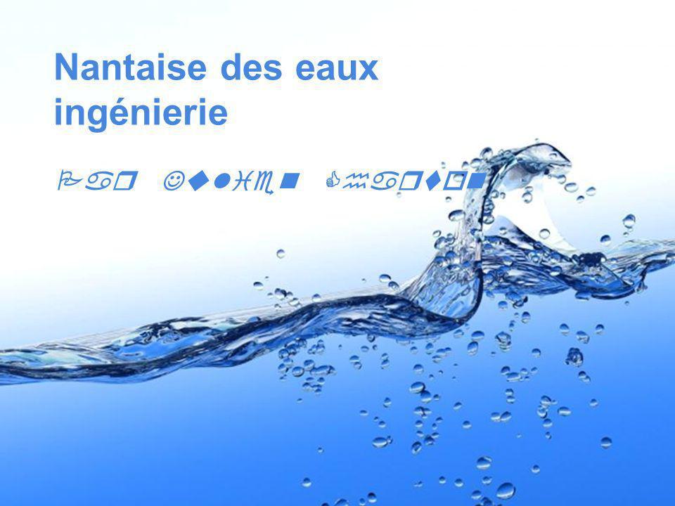 Nantaise des eaux ingénierie