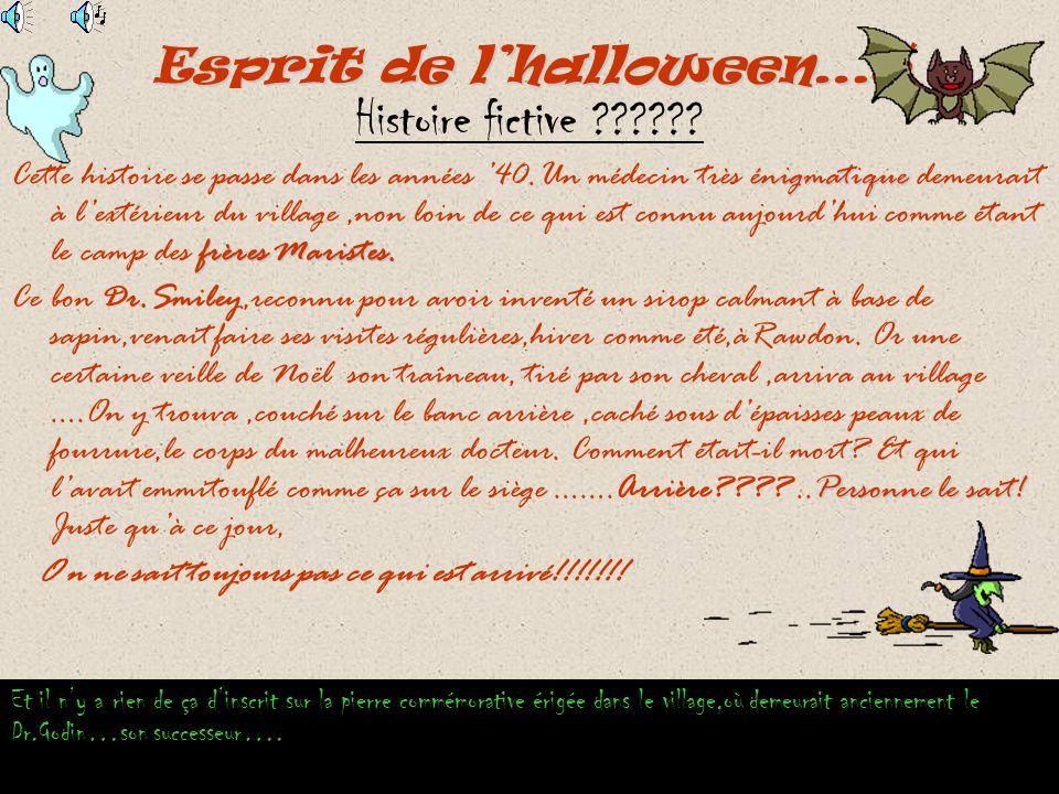 Esprit de l'halloween…5